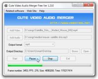 CuteVideoAudioMerger