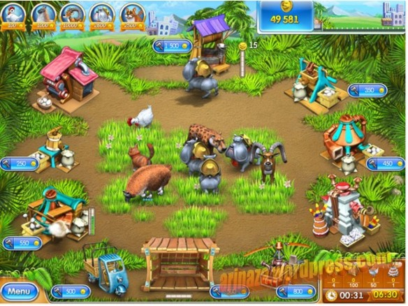 Farm Frenzy : Ancient Rome