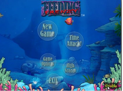 feeding-frenzy - mini pc game