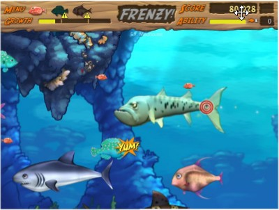 feeding-frenzy2-pc games