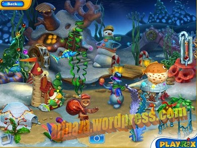 Fishdom Frosty Splash v1.01